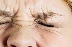 Дискомфорт в глазах при всд